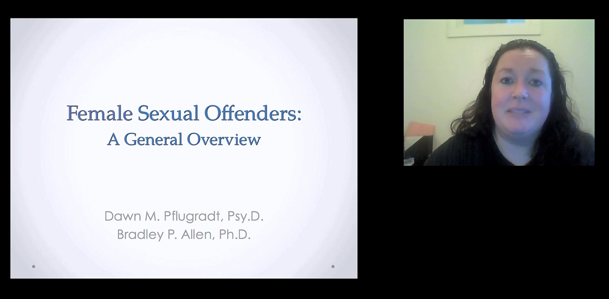 Female Sexual Offenders: A General Overview