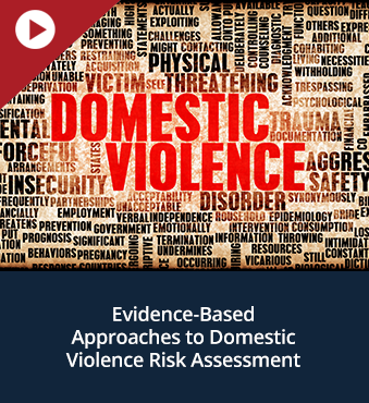 Evidence-Based Approaches to Domestic Violence Risk Assessment