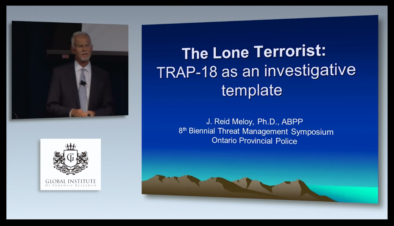 The Lone Terrorist: TRAP-18 as an Investigative Template