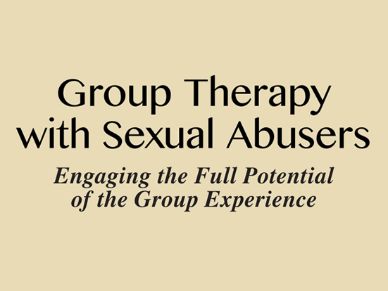 Group Therapy With Sexual Abusers
