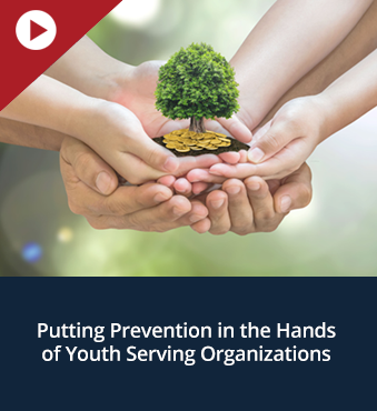 Putting Prevention in the Hands of Youth Serving Organizations