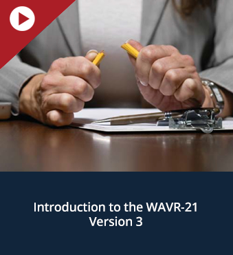 Introduction to the WAVR-21 Version 3