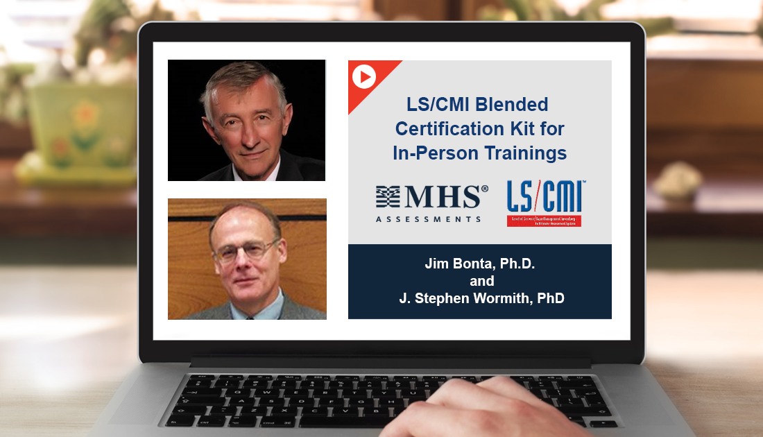 LS/CMI Blended Certification Kit for In-Person Trainings